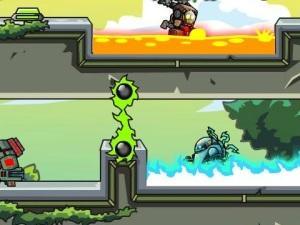 Fireboy-And-Watergirl-Machineman-Alliance