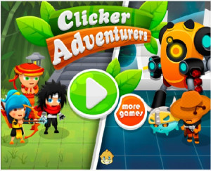 clicker-adventurers-google-chrome